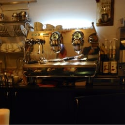 Good machine & good coffee