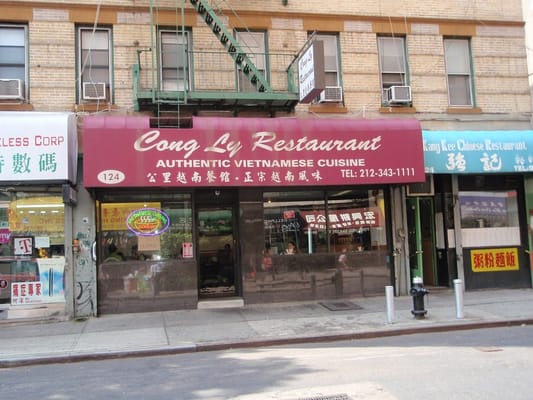 Best Vietnamese Restaurant Nyc Chinatown