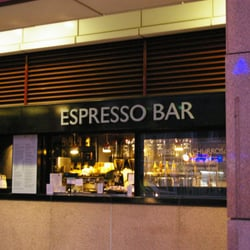 The Espresso Bar, London