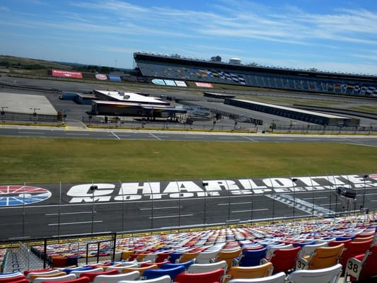 for Charlotte motor speedway ticket office