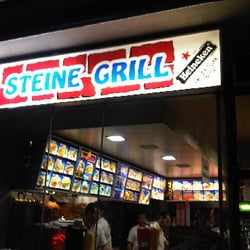 Restaurant Steinegrill, Basel, Switzerland