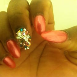 20 fill with 2 nail designs deal for 3d nail salon upland ca