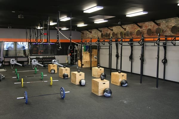 Crossfit Training Room Yelp