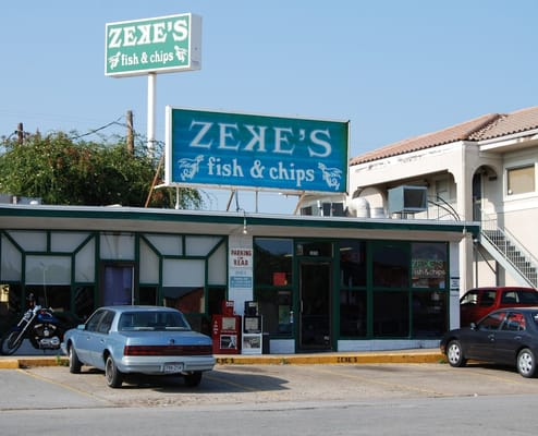 Zeke s fish chips fish chips fort worth tx yelp for Where can i buy fresh fish near me