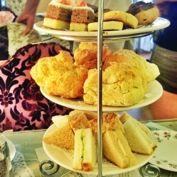 English Rose Tea Room 64 Reviews British Carefree