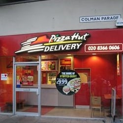 Pizza Hut, Enfield, London