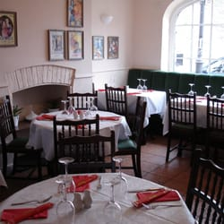 Giardino Ristorante, Chipping Sodbury, South Gloucestershire, UK