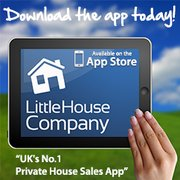 Private sales property app for IPAD