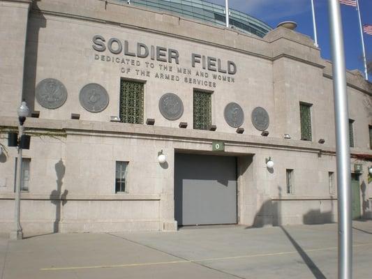 soldier field - stadiums  u0026 arenas