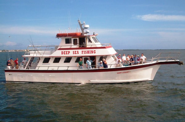 Deep sea fishing boat for Party boat fishing ct