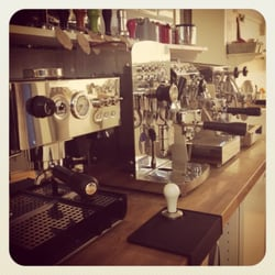 Home Sweet home Espressomaschinen