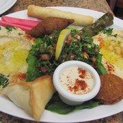 Al amir lebanese cuisine menu valley village for Al amir lebanese cuisine