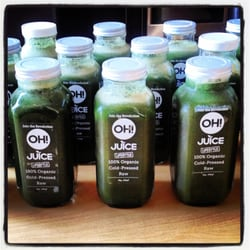Oh Juice Juice Bars Amp Smoothies Little Italy San