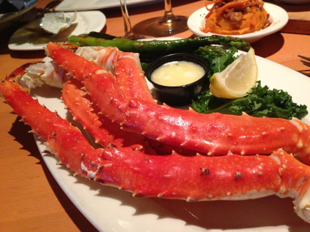 Alaskan king crab legs yelp for Fish plates near me