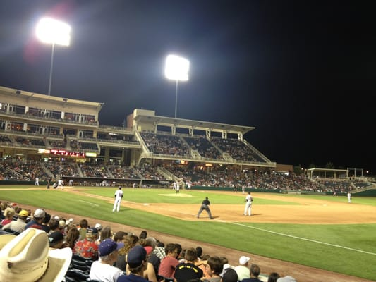 Isotopes park events