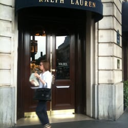 Ralph Lauren, Paris