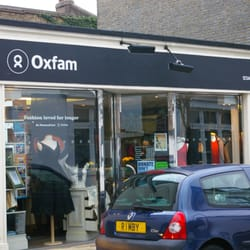 Oxfam Originals, London, UK