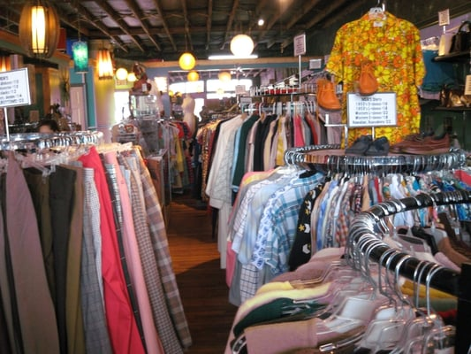 Vintage clothing stores in nashville tennessee