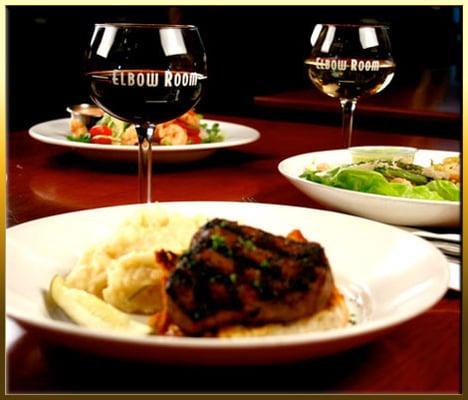 Food Wine Pairing Elbow Room Fig Garden Village Fresno
