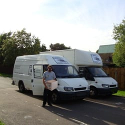 man van transit and luton van