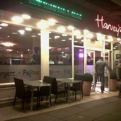 Harvey's New York Bar And Grill, Llandudno, Conwy