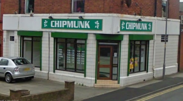 Chipmunk Fish & Chips