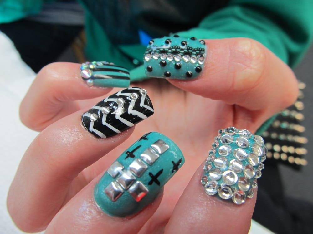 Nail Designs Cross | Nail Art Designs