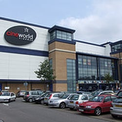Cineworld Crawley, Crawley, West Sussex