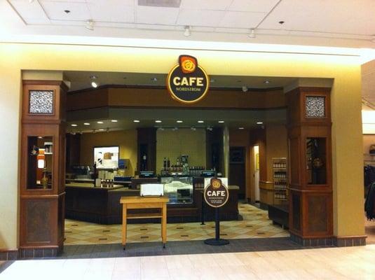 Nordstrom Cafe Menu Southcenter