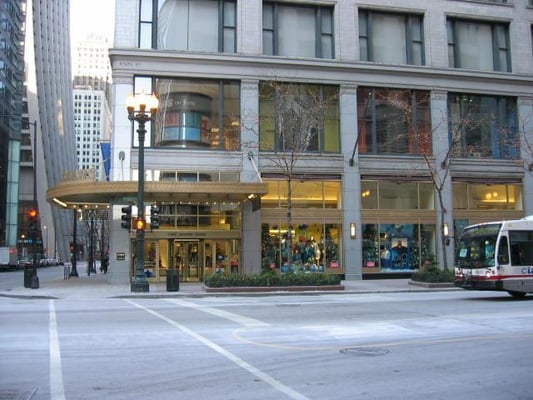 Clothing stores on state street chicago