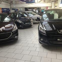 Peugeot modern garage autodealers rijsel nord for Garage peugeot lille