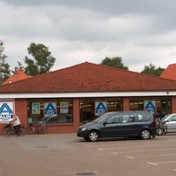 Aldi Nord, Friedland, Brandenburg, Germany