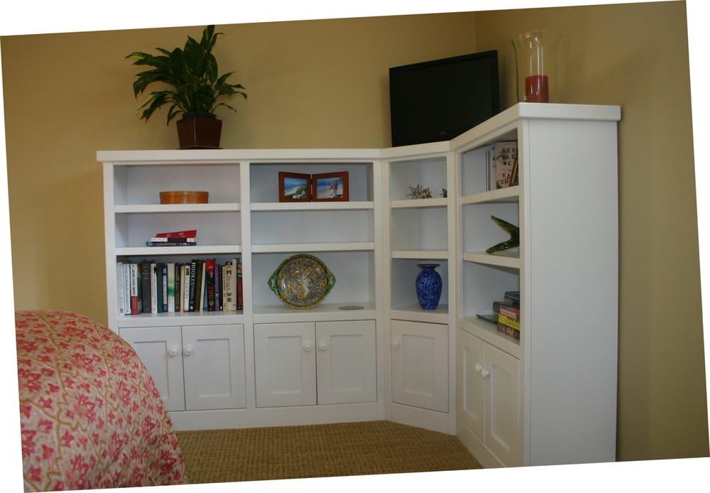 Bookcase Corner Unit Yelp
