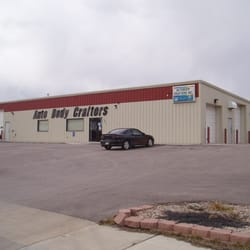 Auto Body Crafters Body Shops Rapid City Sd Yelp