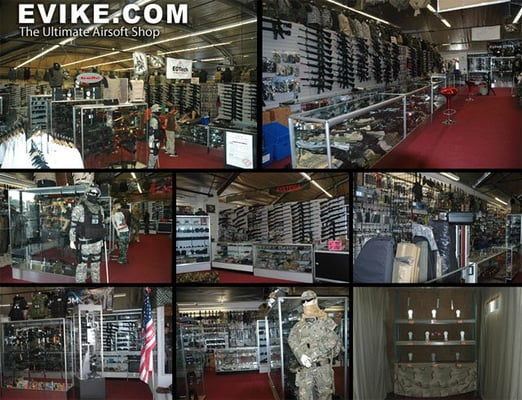 The latest Tweets from brainwashr.gq (@EvikeSuperStore). brainwashr.gq - Your one stop shop for all your airsoft needs! Follow us for the latest coupon codes and newest products! W. Mission Road, Alhambra, CA Alhambra, CA.