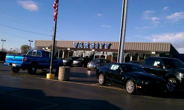 Varsity Ford Ann Arbor >> Varsity Ford - Ann Arbor, MI   Yelp