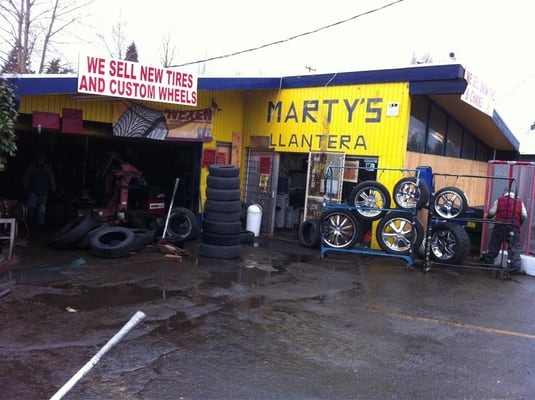 Used Tire Shops Near Me >> Marty's Good Used Tires Wheels Mufflers & Automotive Repair - Tires