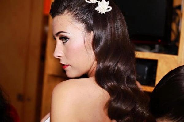 Hollywood Glam Wedding Makeup : Hollywood Glam Bridal Makeup Yelp