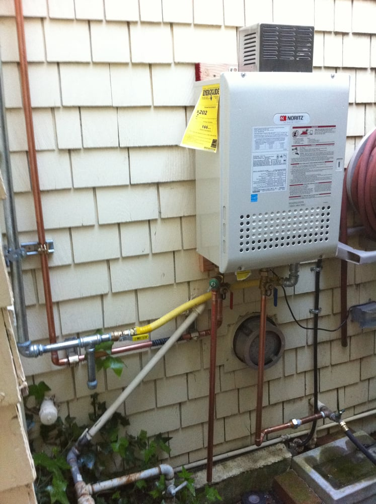 Gas Water Heater Outdoor Tankless Gas Water Heater