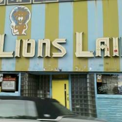 Lion's Lair logo