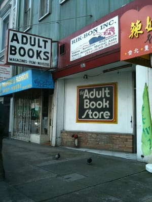 adult bookstore in davis ca