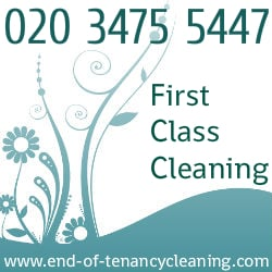 First Class Cleaning, London