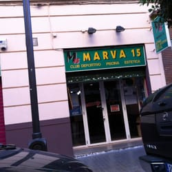 Marv 15 valencia for Piscina marva