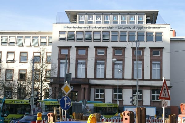 Frankfurt university of applied sciences colleges for Fachhochschule offenbach