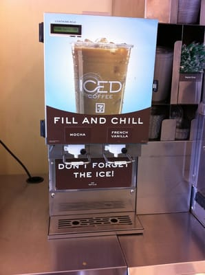 Iced Coffee Machine Yelp
