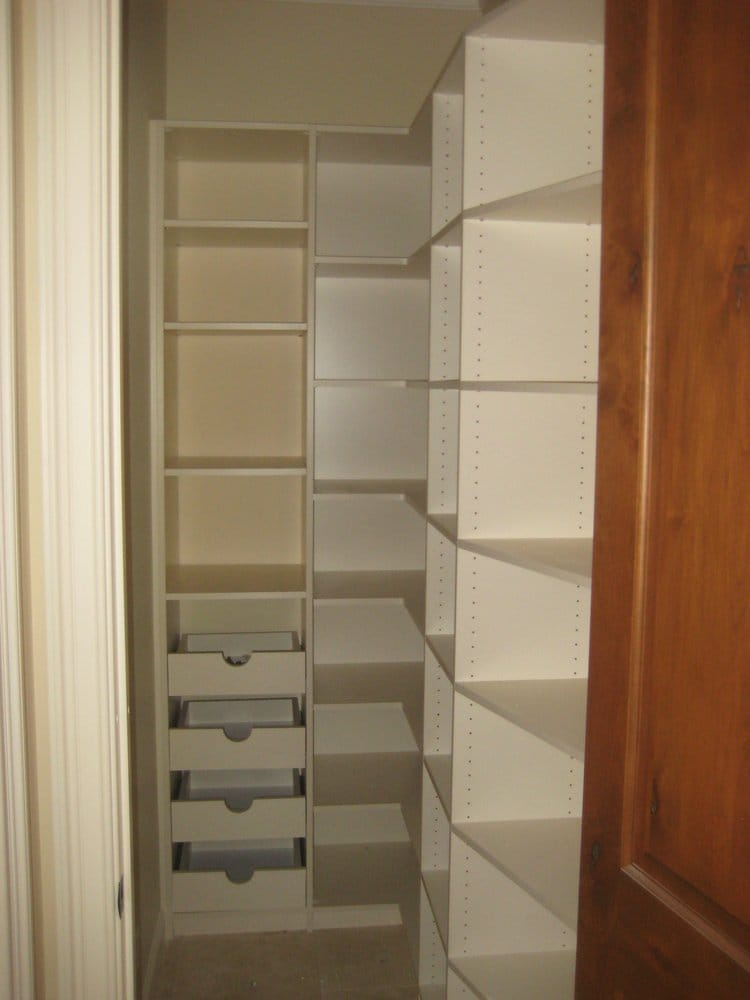 Walk In Pantry Design