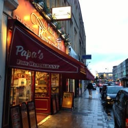 Papas Traditional Fish Restaurant & Take Away, Weston Super Mare, North Somerset
