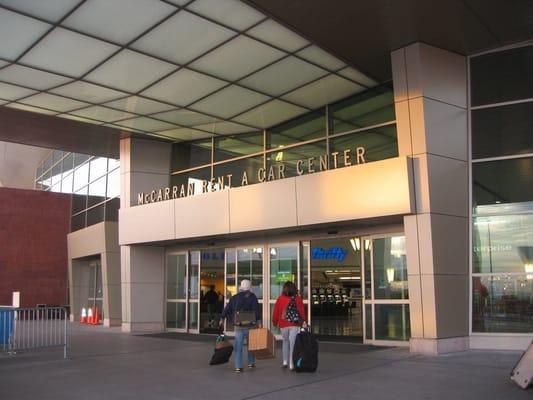 Hotels Near Mccarran Rent A Car Center