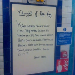Clapham North Station, London