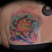 Lilie Tattoo, Independent Color Tattoo & Piercing Studio in Essen, Marius Pieniak